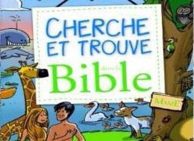 Cherche et trouve dans la Bible – Alexandre ROANNE