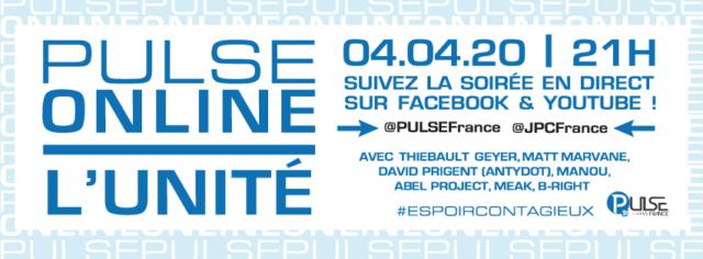 Soirée PULSE Online