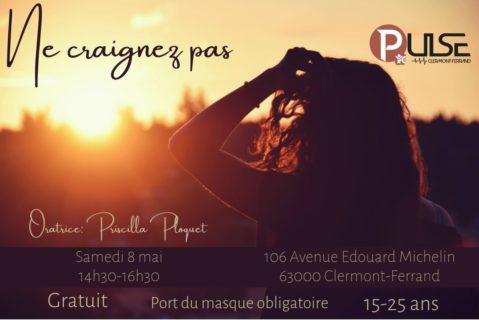 Soirée PULSE @ Eglise évangélique baptiste